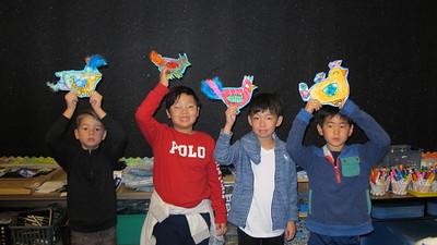 04 Nicholas Redfern, Jayden Kim, Ray Wang and Daniel Kim