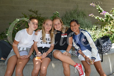 Charlotte Ostenson, Eila Dotts, Ava Hulett and Lilah Cervenka 502
