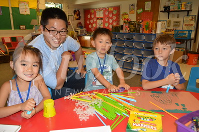 Cal Poly Students Learn From PCR Kinders