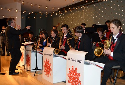 Club LC Jazz Band Features Soloists