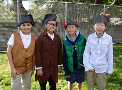 Isael Mendoza, Connor Charbonnet, Aidan Lee and Solmin Choi 891