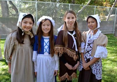 Audrey Eleazar, Piper Ku, Kylie Gealta and Siena Matthews 889