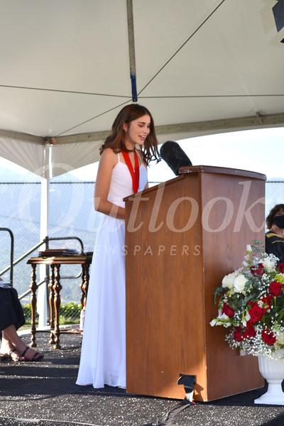 Valedictorian Ana Cristina Bailey 172