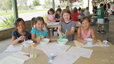 05 Kayla Chua, Kaylee Phillips, Holland Wolpert and Penny Esquiedel