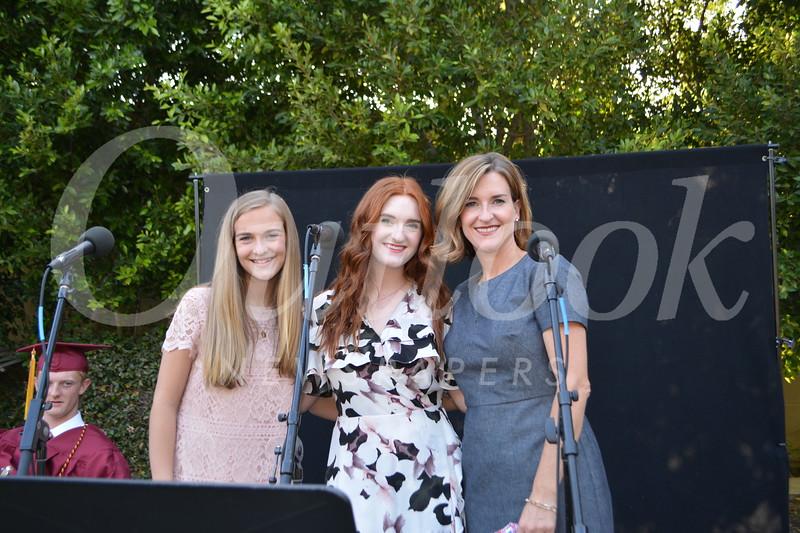 Musical Offering Tessa, Clara and Lindsay Henriod 118