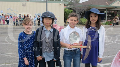 07 Erin Collins, Michelle Choi, Paolo Caruso and Sienna Beltz