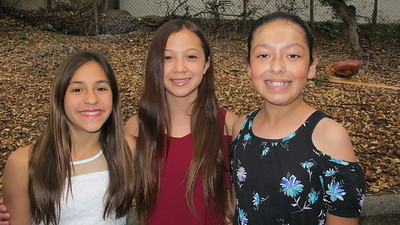 20 Katelyn Matarese, Cami Sample and Emily Viguerias