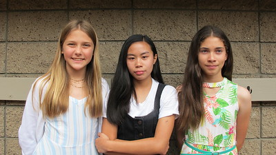 01 Amelia Schmitigal, angeliza Velo and Brianna Waterman