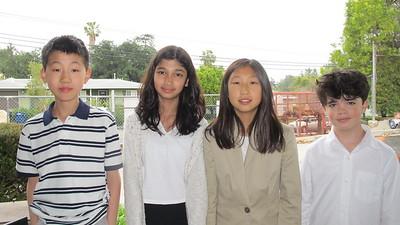 16 Dingzhen Yao, Uma Shukla, Chloe Lee and Ben Davis