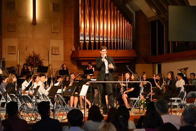 7-8 Director James Myers with the 7-8 Band 500