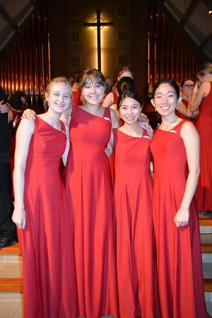 Sophie Champ, Faith Cunningham, Sarah Lee and Jackie Kim 065