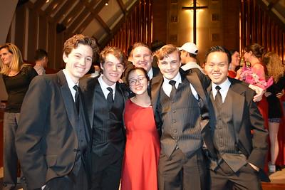 LCHS Chamber Singers Sound a Farewell