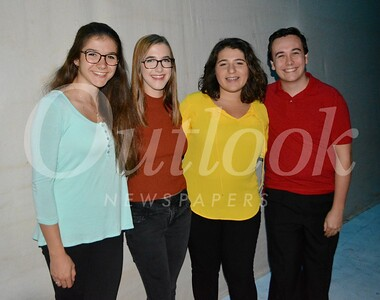 Abby Frederich, Sara Kahn, Ashley Likins and Matthew Baker 368