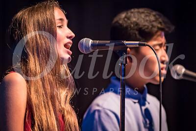 Maggie MacKenzie and Brandon Lee sing Like I'm Gonna Lose You