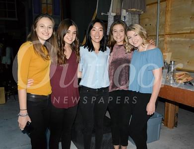 Sophie Champ, Nicole Alexander, Jackie Kim, Faith Cunningham and Anna Terry 370
