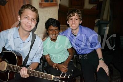 Matt Cavanagh, Sean Natarajan and Maxwell Pruett 375