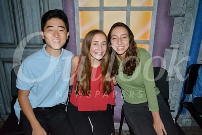 Brandon Lee, Maggie MacKenzie and Nina Lidar 380