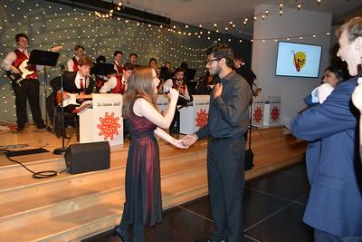 Soloist Ashley Knudsen and Jaitrla Menon 510