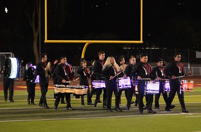 Illuminated drumline 268