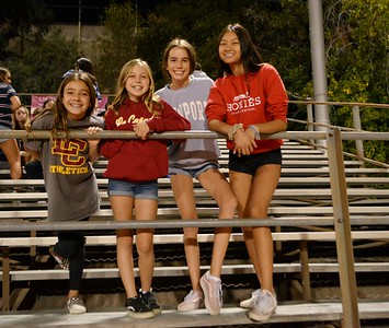 Reagan McIllwain, Juliette Smith, Charlotte Raulli and Isabelle Fugh258
