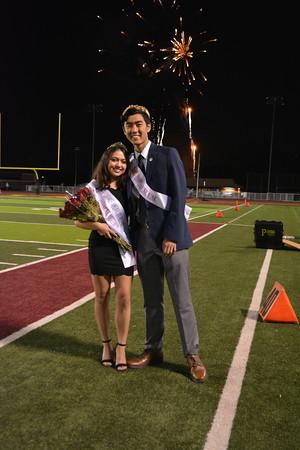 Queen Tara Donaguy and King Ryan Lui 296
