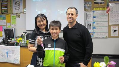 12 Michiko, Kei and Jon Hartzberg