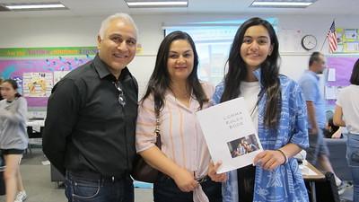 23 Walid, Homaira and Laila Majid