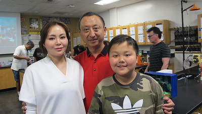 10 Lucy, Peter and Leo Cao