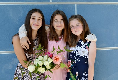 PCR 6th Graders Share School Memories