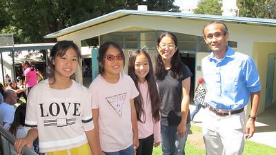 18 Bell Jee, Yireh Ban and Risa, Katsuko and Keigo Machida