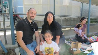 11Hayk, Violet, Vartuhi and Vartun Arutyunyan