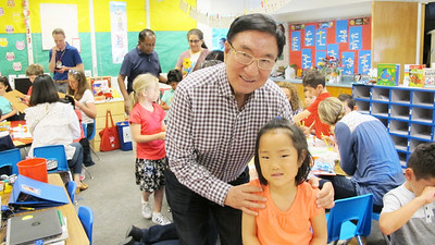 PCR Kindergartners Honor Their Parents