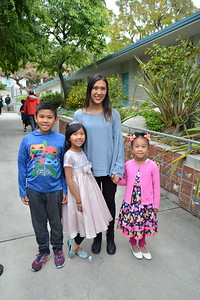 PCR Opens Doors to Families
