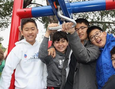 5823 Ethan Rhee, Shervin Naini, Ian Kim and Thomy Kim
