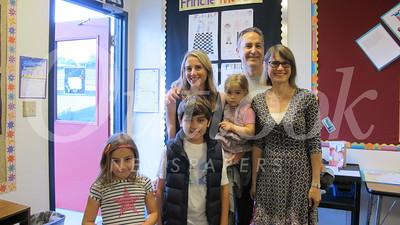 08 Joelle, Zane, Rana, Emma and Bill Kantar and teacher Rachel Bachmuth