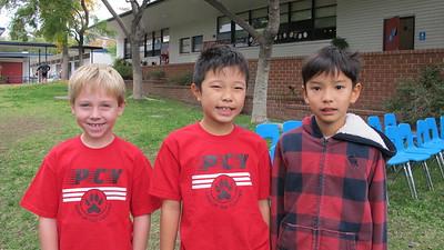 02 Declan Patrick, Evan Kim and Andrew Ahn