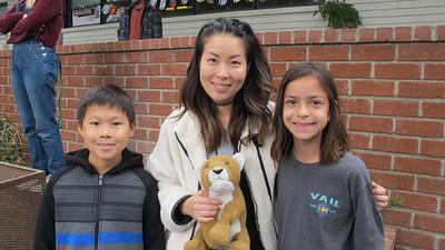 20Joseph Yang , teacher Sandra Hong and Anna Romer