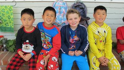 05Noah Kim, Jackson Shing, Dylan Babish and Max Kim