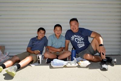 Zander Fong, Ryan and Kevin Chun 455
