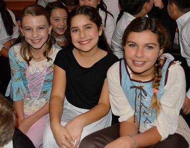 Emma Carmack, Aleena Rios and Sofia Korshakousky 302