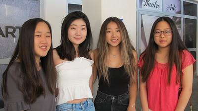 05 Haley Potts, Nicole Kim, Lisa Sun nd Jessica Hur