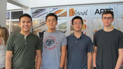 09 Brandon Vu, Jared Ahn, Kevin Mo and Brandon Pisacane