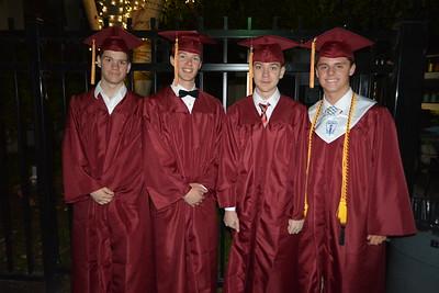 Bryce Schinke, Justin Kiessling, Chris Schinke and Michael Broberg 580