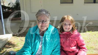 17 Lilian McDermott and Lila Mercer