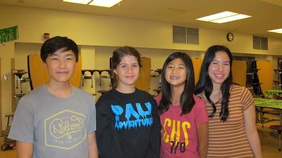 01 Eric Koo, Elisa Booth, Lauren Chen and Kera Finnigan