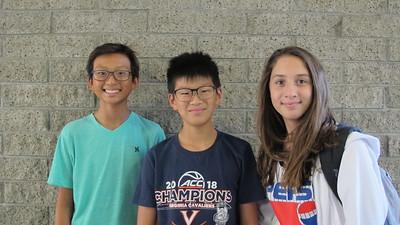 03 Warren Lam, Ethan Hsu and Michelle Azari