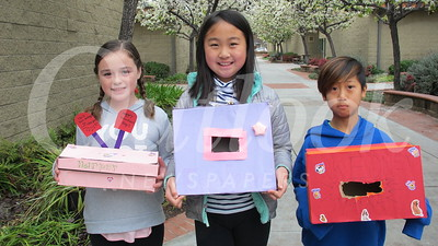 Valentine's Day Boxes at LCE