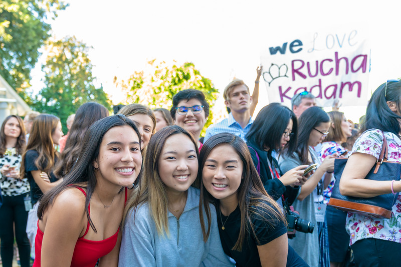 Tournament of Roses 2019 Royal Court Princess Rucha Kadam