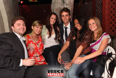 La Cabana open till 3:00 a.m. nightly.  La Cabana.  738 Rose Ave., Venice, CA 90291 | 310-392-7973 | http://www.lacabanavenice.com.  Photos by Venice Paparazzi.  Make your next event truly memorable with your own personal paparazzi.  http://www.venicepaparazzi.com