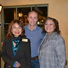 Alice Perez, Michael Thatcher and Trish McRae